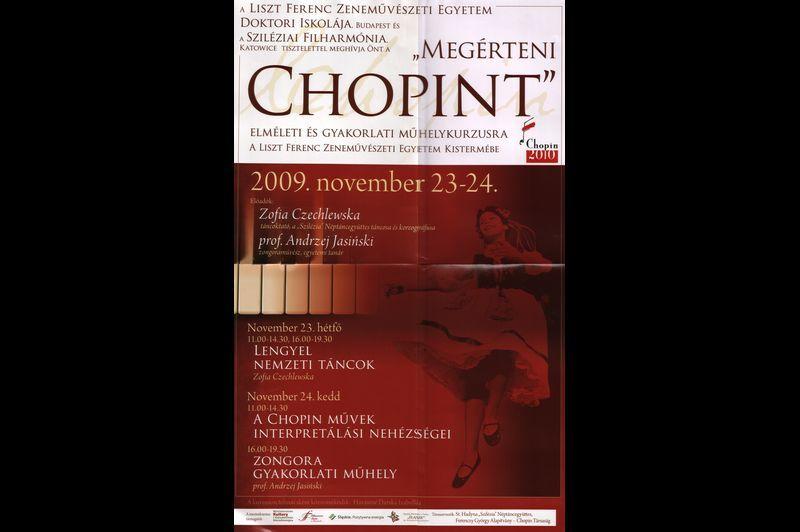"""O """"Śląsku"""" i Chopinie w Budapeszcie"""