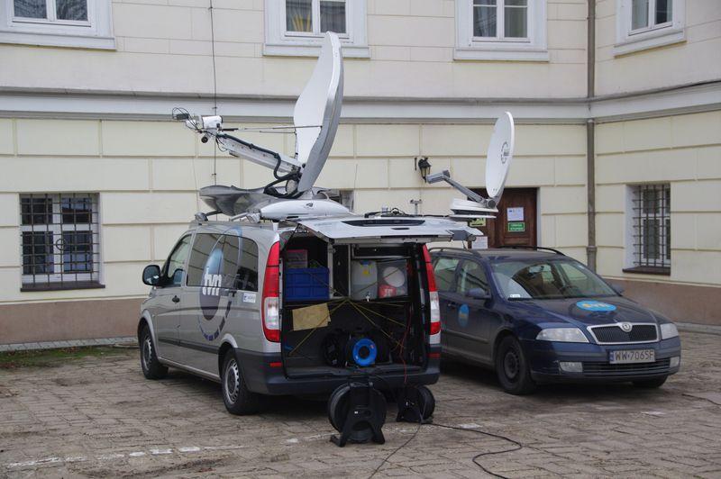"""Zespół Pieśni i Tańca """"Śląsk"""" w TVN24"""