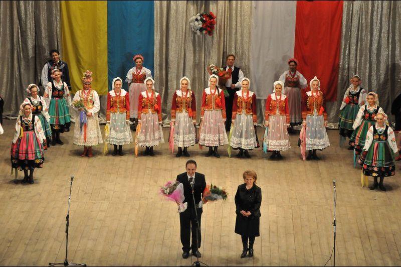"""XV Międzynarodowy Festiwal Kultury Polskiej """"Tęcza Polesia"""" - Ukraina"""