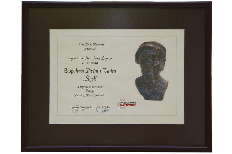 Nagroda im. Stanisława Ligonia
