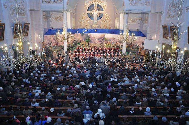 Koncert kolęd w Chorzowie